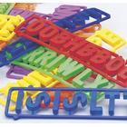 [NORDIC Brands] Bokstäver magnet 288 st/förp